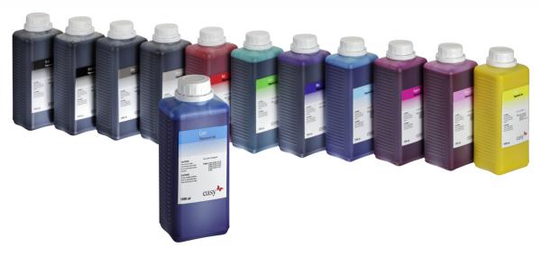 Tinte für Canon iPF8300, 8400, 9300, 9400, 1 Liter Flasche