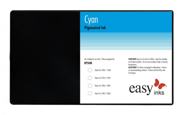 Epson Stylus Pro 7800 9800 Tintenpatrone Ultrachrome K3 Kompatibel 220ml