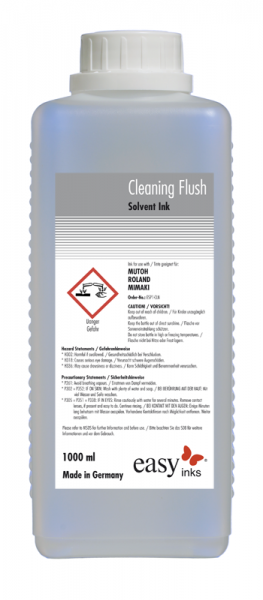 Solvent Cleaning, 1 Liter Flasche